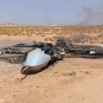 Libye Malgré le cessez le feu L'armée libyenne abat un drone turc