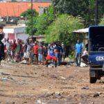 Guinée La gendarmerie de Dalaba assiégée des armes emportées