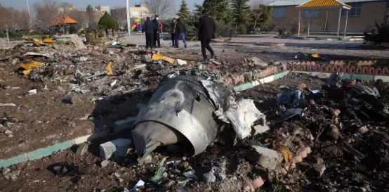 URGENT L'Iran reconnait avoir abattu l'avion de l'Ukrainian Airlines