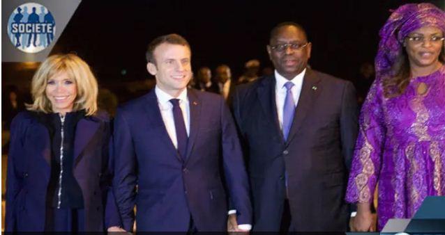 Macky Sall J'assume ma solidarité avec la France