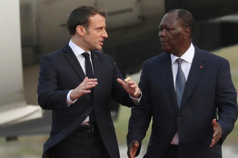 Nouvelle monnaie Eco Ouattara et Macron déjà en difficulté