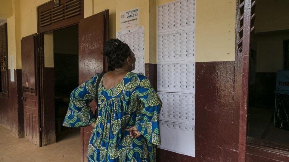 Cameroun Une journée de vote calme avec une faible participation