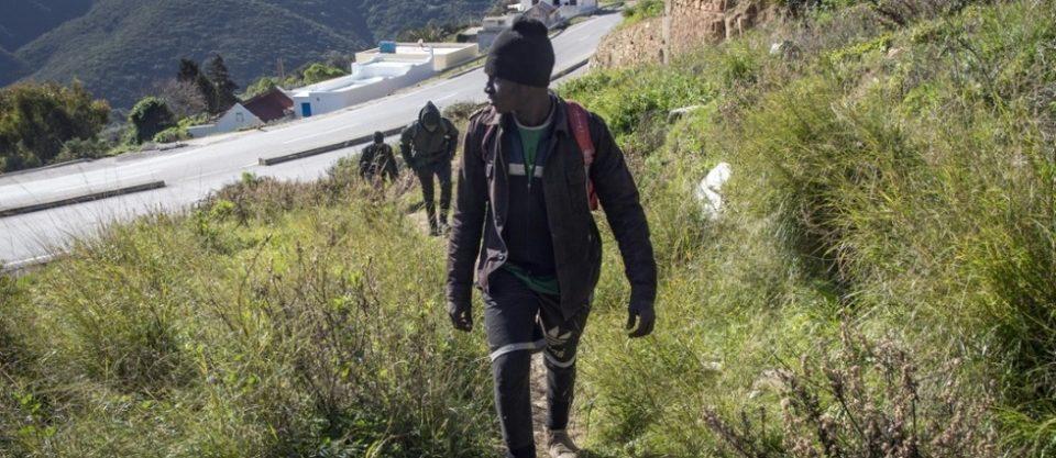 Dans le nord du Maroc l'étau se resserre sur les migrants rêvant d'Europe