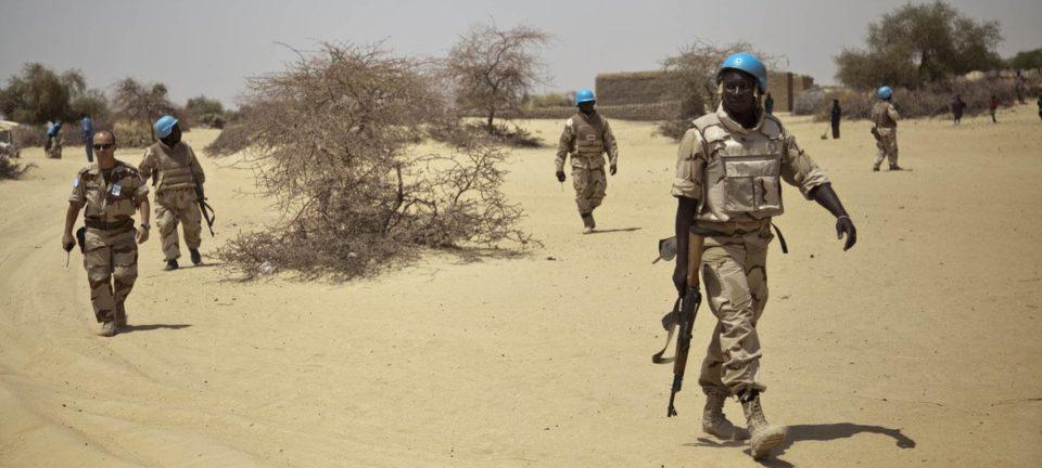 Attaque terroriste au Mali plusieurs militaires tués et des véhicules emportés