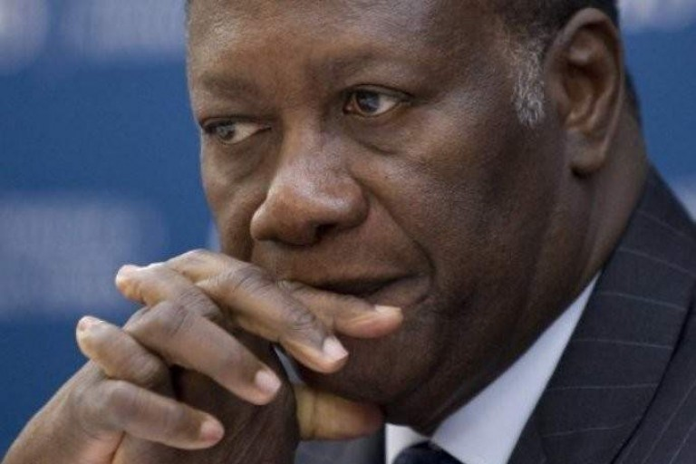 Rébellion La France sort un document confidentiel qui cite Ouattara