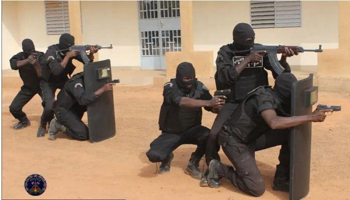 Burkina Faso une attaque djihadiste repoussée par les gendarmes plusieurs morts