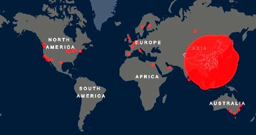 Coronavirus Le cap des 2000 décès dépassé