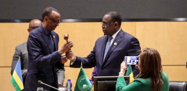 AUDA NEPAD Macky Sall cède le fauteuil à Paul Kagamé