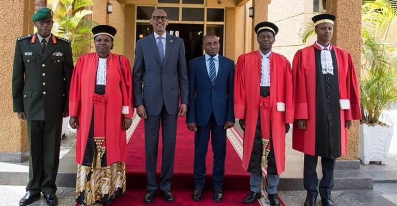 Rwanda 47 juges limogés pour corruption