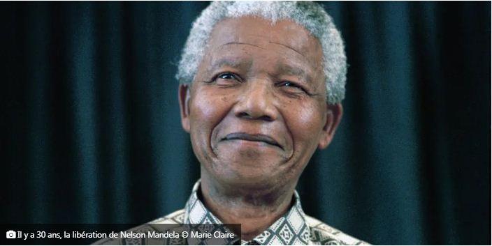 Apartheid Il y a 30 ans, Nelson Mandela sortait de prison en Afrique du Sud