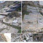 Tunisie Le cimetière israélite de Sousse profané