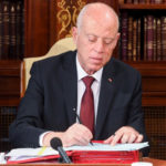 Tunisie Coronavirus Kais Saied décrète le couvre-feu dès demain mercredi