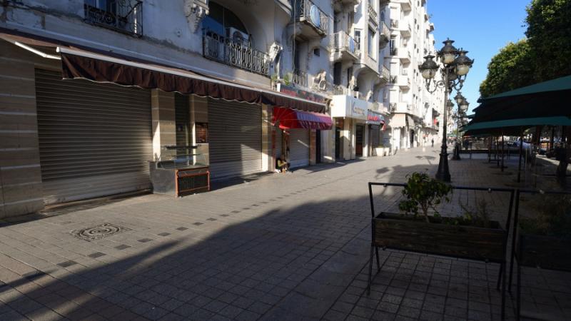 Important Tunisie Le confinement général prolongé de deux semaines