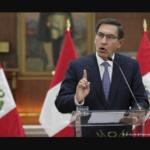 Coronavirus le président péruvien Martin Vizcarra restreint les déplacements par sexe pendant la quarantaine