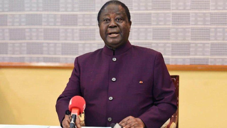 Côte d'Ivoire le chef protocole de Konan Bédié condamné à 6 mois de prison