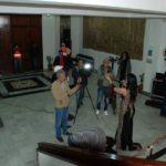 Tunisie En plein couvre-feu, une municipalité organise une soirée !