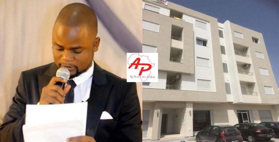 """Tunisie communauté ivoirienne Opération """"personne ne dort dehors"""" lancée par Herman Naounou"""