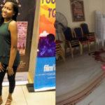 Nigeria Une étudiante d'UNIBEN violée et assassinée dans une église (photos choquantes)