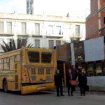 Confinement ciblé 40 passagers au maximum par bus