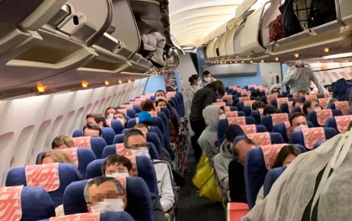 Le port du masque désormais obligatoire sur les vols Tunisair