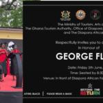 Le gouvernement ghanéen organise des funérailles pour George Floyd au Ghana (vidéos)
