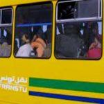 Tunisie Transports en commun Retour à la capacité maximale et au tarif normal