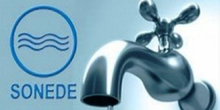Tunisie – Coupure de l'eau courante à La Marsa, La Soukra, Raoued, La goulette, Le Kram, L'Ariana, Le Lac ... à partir de mardi