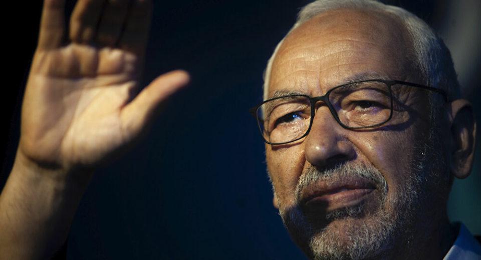 Tunisie Rached Ghannouchi conserve son poste de président du parlement