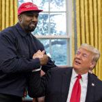 Donald Trump réagit à la candidature présidentielle de Kanye West
