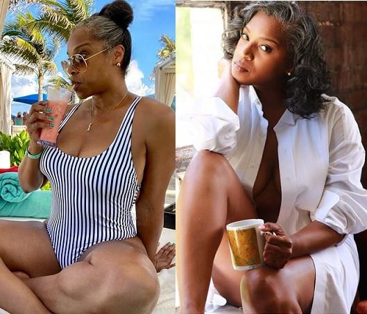 Photos virales d'une femme de 52 ans qui a l'air incroyablement jeune et belle