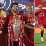 La maison de Fabinho cambriolée alors qu'il célébrait la victoire du club en titre de Premier League à Anfield