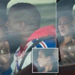 Kim Kardashian surprise en train de pleurer en voiture avec Kanye West sur un parking