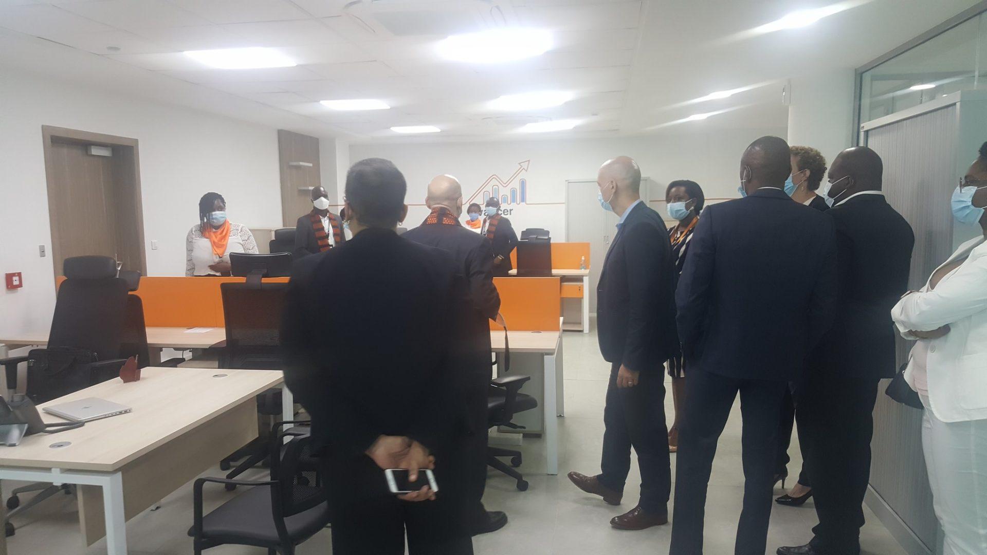 Lancement d'Orange Bank Africa en Côte d'Ivoire