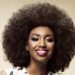 La beauté de l'Afrique, la chevelure de la femme Africaine