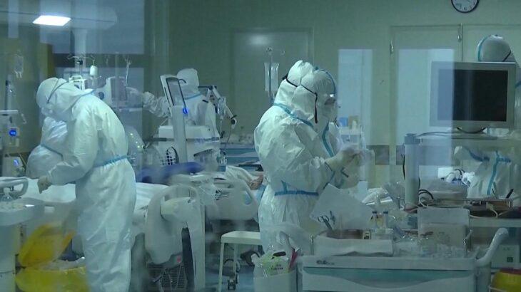 Algérie: Environ 1700 professionnels de la santé infectés par le coronavirus