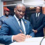 Côte d'Ivoire - Lettre ouverte de Guillaume Soro à Emmanuel Macron