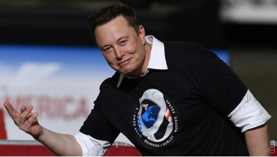 Elon Musk, désormais 4e plus grosse fortune du monde