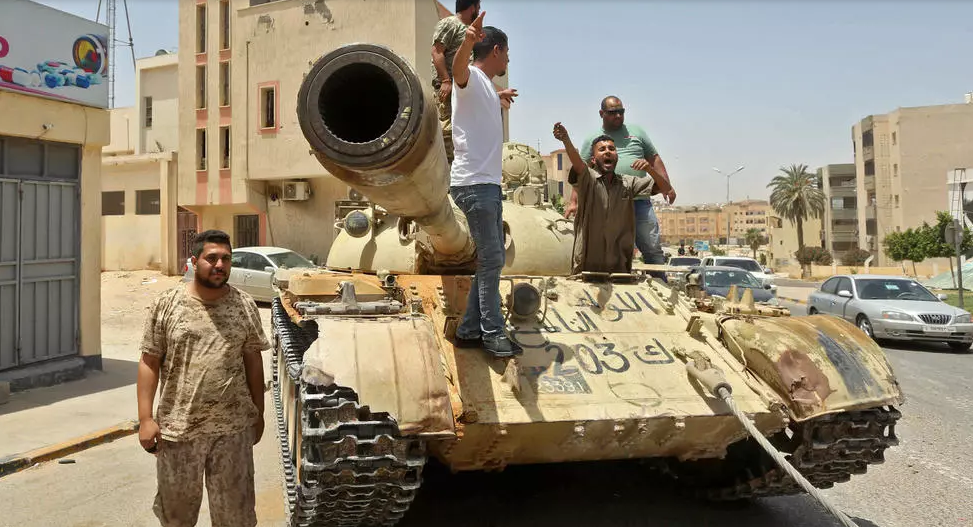 En Libye, les autorités rivales annoncent l'arrêt des combats sur tout le territoire