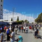 Tunisie Manifestation à Mornaguia pour de l'eau potable: Les habitants ferment les routes