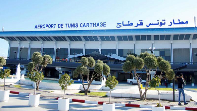 Tunisie - Mzoughi, SG du syndicat du personnel au sol de Tunisair, appelle à la fermeture de l'aéroport Tunis-Carthage