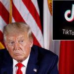Donald Trump dit qu'il va interdire TikTok aux États-Unis aujourd'hui
