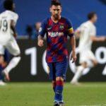 Le père de Lionel Messi dit que la clause de libération du contrat de l'attaquant de Barcelone n'est pas valide.