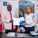 Tunisie - Convention entre l'université LBS et Collectif des Juristes Gabonais en Tunisie (photos)