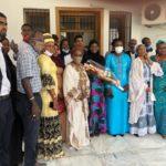 Tunisie - La lauréate DJENEBOU CAMARA reçoit des encouragements de son ambassade