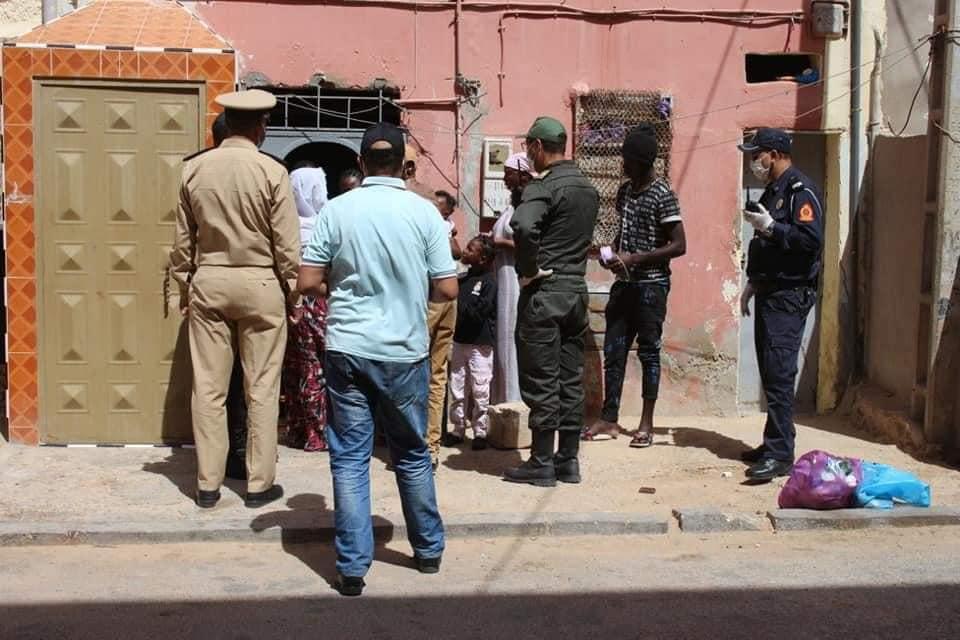 Maroc - Arrestations de migrants subsahariens à Laayoune