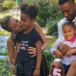 Photos du 5e anniversaire des filles jumelles du joueur nigérian John Mikel Obi