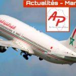 La compagnie aérienne, Royal Air Maroc ( RAM) dans l'agonie
