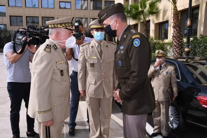 Algérie/Etats-Unis: Le général Stephen Townsend, a rencontré le Président Abdelmadjid Tebboune