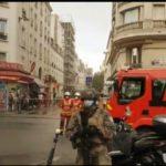 France - Une attaque à l'arme blanche près des anciens locaux de Charlie hebdo à Paris et fait plusieurs blessées.
