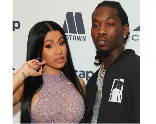 Cardi B demanderait le divorce à Offset